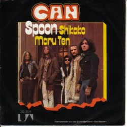 Can – Spoon|1971 United Artists Records – 35 304-Single