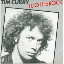 Curry Tim – I Do The Rock|1979 A&M Records – AMS 7630-Single