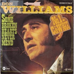 Williams Don – Some Broken Hearts Never Mend|1977 ABC Records – 17 736 AT-Single