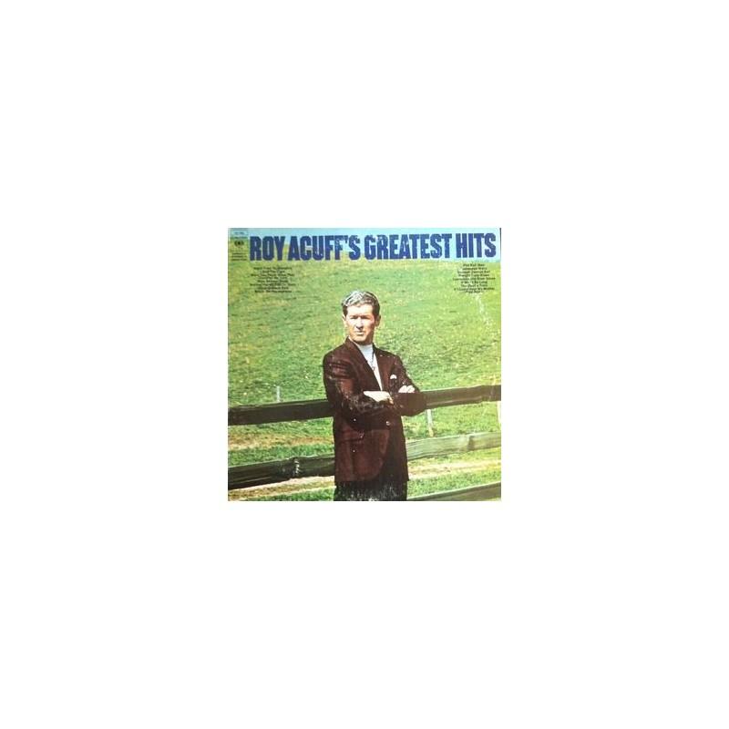 Acuff Roy – Greatest Hits 1970 Columbia – CS 1034