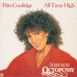 Coolidge Rita – All Time High (The Theme Song From Octopussy)|1983 A&M Records – AMS 9286-Single