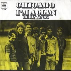 Chicago – Beginnings / I'm A Man|1969 CBS – 4724-Single