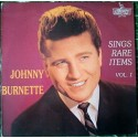 Burnette Johnny – Sings Rare Items Vol.1|1991 Liberty – LST 7190