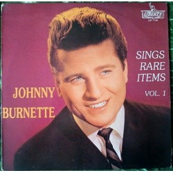 Burnette ‎Johnny – Sings Rare Items Vol.1|1991   Liberty ‎– LST 7190