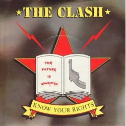 Clash The – Know Your Rights|1982 CBS – A 2309-Single