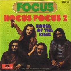 Focus – Hocus Pocus 2|1972 Polydor – 2001 453-Single