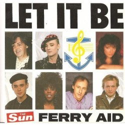 Ferry Aid – Let It Be|1987 CBS 650796 7-Single