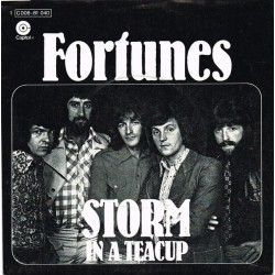 Fortunes The – Storm In A Teacup|1972 Capitol Records – 1C 006-81 040-Single