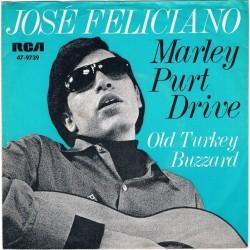 Feliciano José – Marley Purt Drive|1969 RCA Victor – 47-9739-Single
