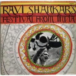 Shankar Pandit Ravi – His Festival From India|1971 Liberty – LBS 83 226/27 X