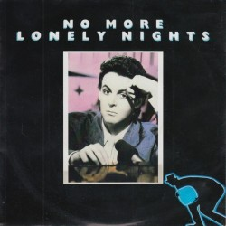 McCartney Paul – No More Lonely Nights|1984 Parlophone – 1A 006 20 0349 7-Single