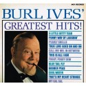 Ives Burl – Burl Ives&8216 Greatest Hits!|MCA Records – MCA 114