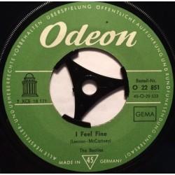 Beatles The – I Feel Fine|1965 Odeon – O 22 851-Single