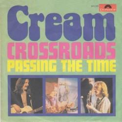 Cream – Crossroads|1969 Polydor – 59 259-Single