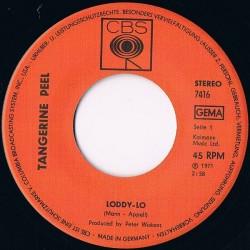 Tangerine Peel – Loddy-Lo / Long Long Ride|1971 CBS – 7416-Single