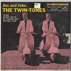 Twin-Tones The – Jim and John and The Twin-Tones|1958 RCA Victor – EPA 4107-Single-EP