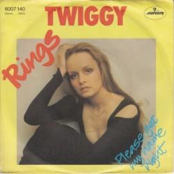 Twiggy – Rings|1977 Mercury – 6007 140-Single