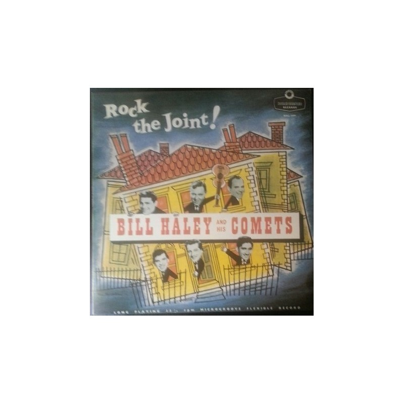 Haley Bill and His Comets – Rock The Joint!|1985 Roller Coaster Records – ROLL 2009