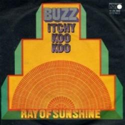 Buzz – Itchy Koo Koo / Ray of Sunshine|1972 Metronome – M 25.390-Single