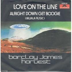 Barclay James Harvest – Love On The Line|1979 Polydor – 2059 197-Single