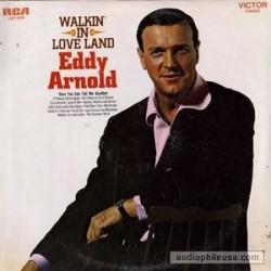 Arnold Eddy – Walkin&8216 In Love Land|1968 RCA – LSP-4089