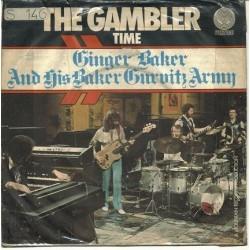 Baker Ginger and his Baker Gurvitz Army– The Gambler|1975 Vertigo – 6078 224-Single