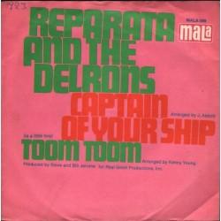 Reparata and the Delrons – Captain Of Your Ship|1968 Mala – Mala 589-Single