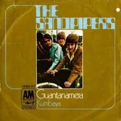 Sandpipers The – Guantanamera / Kumbaya|A&M Records – 14 661 AT-Single