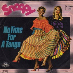 Snoopy– No Time For A Tango|1978 CNR – 6.12 393-Single