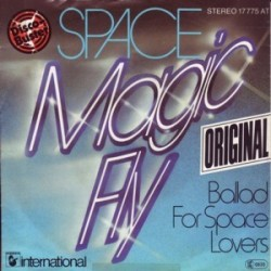 Space ‎– Magic Fly|1977      Hansa International ‎– 17 775 AT-Single