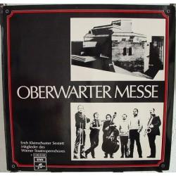 Kleinschuster Erich Sextett &8211 Mitglieder Des Wr. Staatsopernchores – Oberwarter Messe|1970 Columbia – 2E 062-33 036