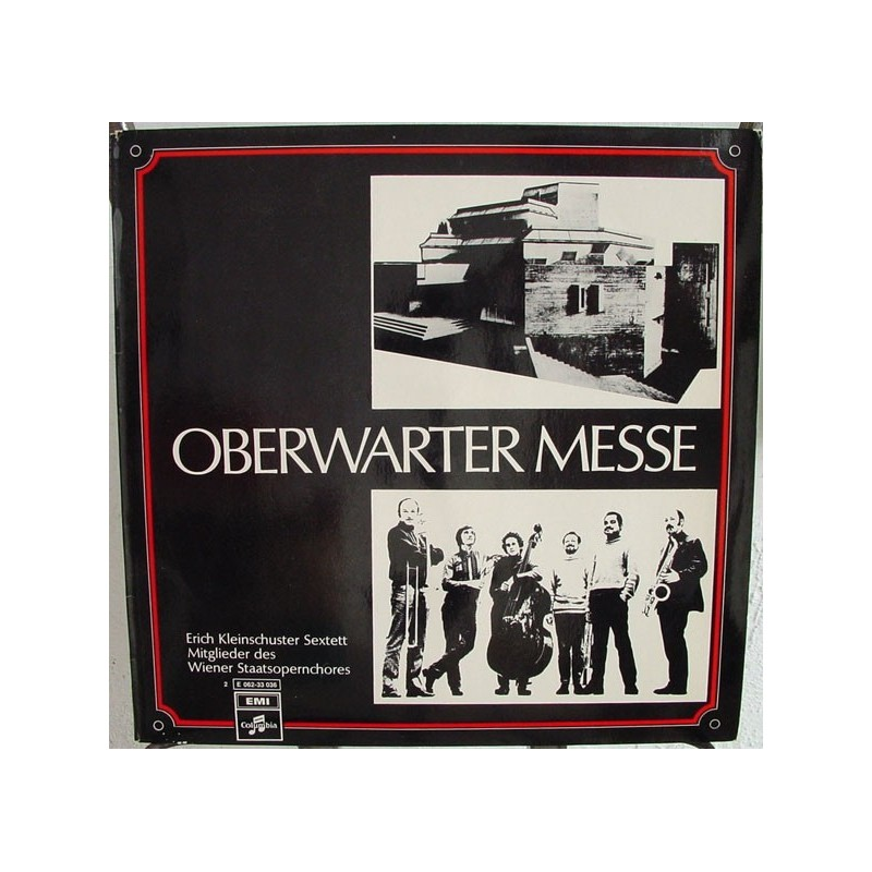 Kleinschuster Erich Sextett &8211 Mitglieder Des Wr. Staatsopernchores – Oberwarter Messe 1970 Columbia – 2E 062-33 036