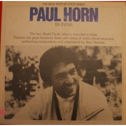 Horn Paul – In India|1976   Blue Note – BST 84551 XCT