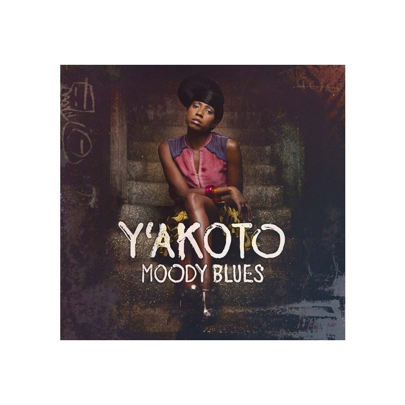 Y'Akoto – Moody Blues|2014     Kamè Entertainment – 5054196-2551-1-4