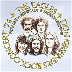 Eagles The-Linda Ronstadt & Jackson Browne – Don Kirshner's Rock Concert '74|2016    Rox Vox – RVLP2043