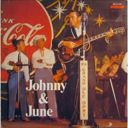 Cash Johnny & June Carter Cash – Johnny & June|1978 Bear Family Records – BFX 15 030