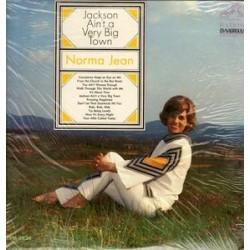 Jean Norma  – Jackson Ain&8217t A Very Big Town|1967    RCA Victor – LPM-3836