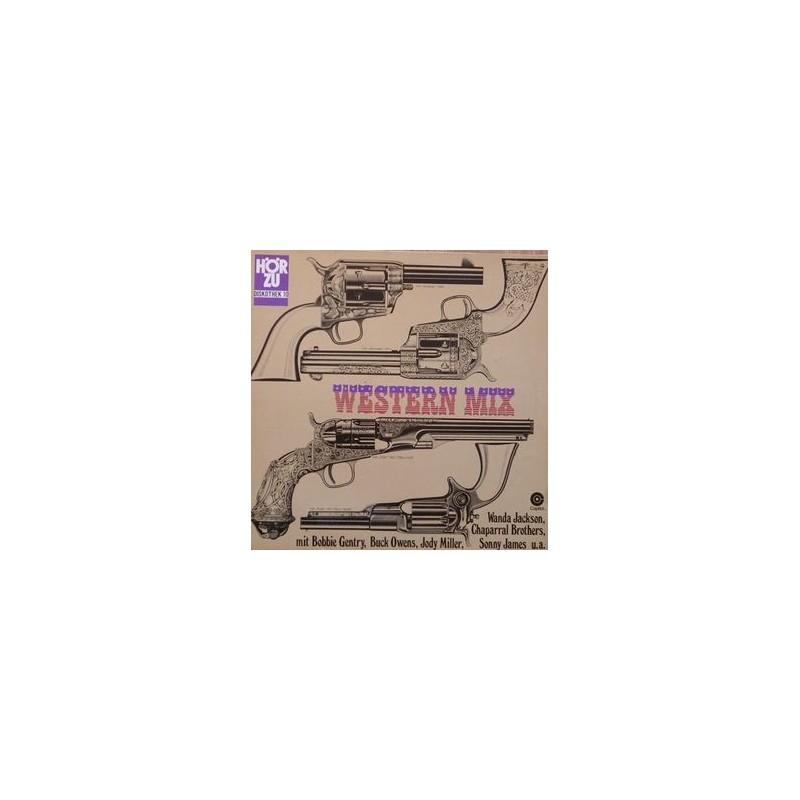 Various – Western Mix|HÖR ZU – SHZEL 66-Hörzu Diskothek 10 –