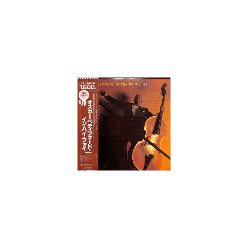 Pettiford Oscar Orchestra – In Hi-Fi|1980    MCA Records – VIM-5573(M)-Japan Press