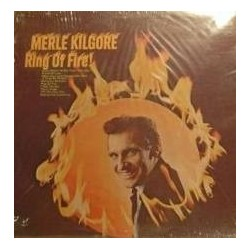 Kilgore ‎Merle – Ring Of Fire!|1969    Hilltop ‎– JS-6084