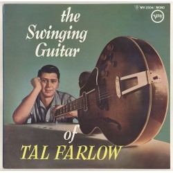 Farlow Tal ‎– The Swinging Guitar Of Tal Farlow|1974      Verve Records ‎– MV 2504-Japan Press