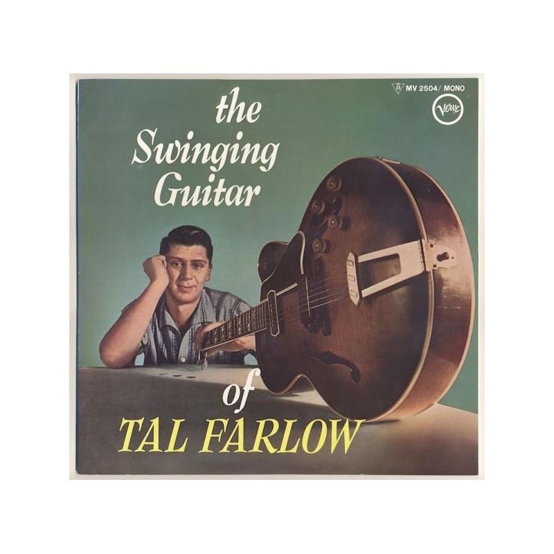 Farlow Tal – The Swinging Guitar Of Tal Farlow|1974      Verve Records – MV 2504-Japan Press