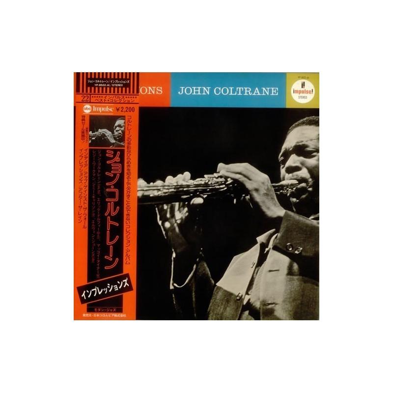 Coltrane John – Impressions|1976    Impulse! – YP-8522-AI-Japan Press