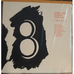 Jaume André– Musique Pour 3 & 8: Errance|1984     Hat Hut Records – hat ART 2003
