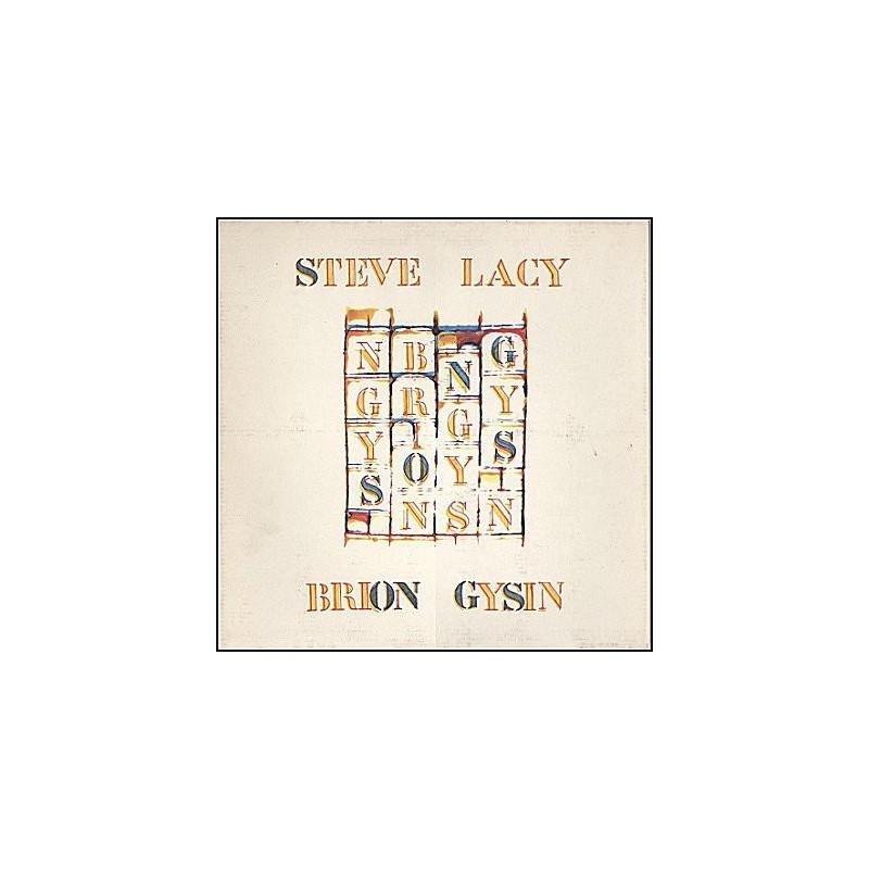Lacy Steve-  Brion Gysin – Songs|1981     hat ART – 1985/86