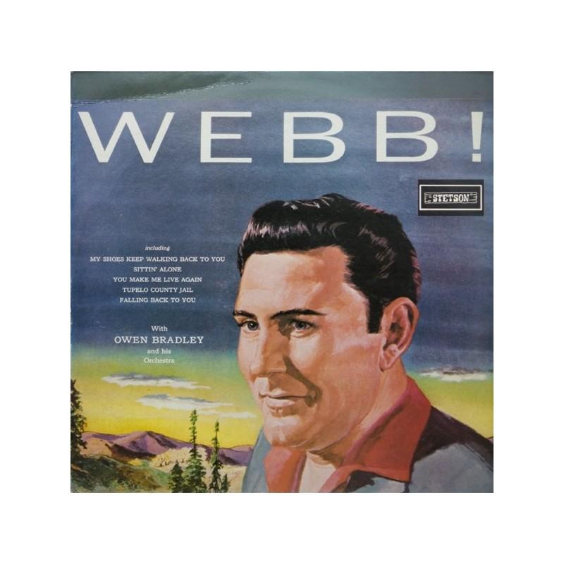 Pierce Webb with Owen Bradley  – Webb! 1959     Stetson – HAT 3019