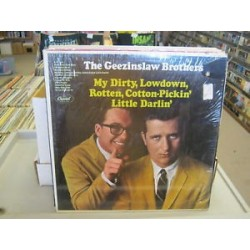 Geezinslaw Brothers ‎The – My Dirty, Lowdown, Rotten, Cotton-Pickin' Little Darlin'|Capitol Records ‎–  T 2771