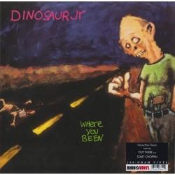 Dinosaur Jr – Where You Been 2006      Blanco Y Negro – 8122-77631-2