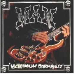 Man – Maximum Darkness 1975      United Artists Records – UAG 29872