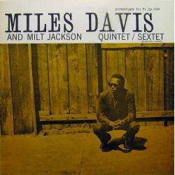 Davis Miles and Milt Jackson – Quintet / Sextet 1976      Prestige – SMJ-6530